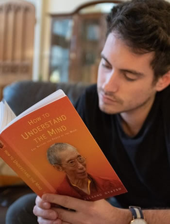 Person Reading How to understand the mind